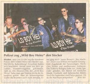 Der Neue Tag, Weiden, Ausgabe vom 03.07.2000