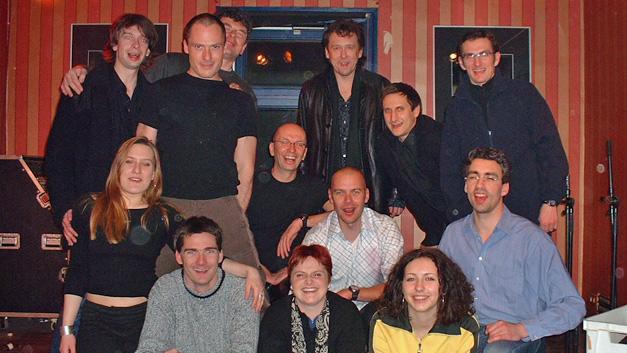 Konzert im Theatercafe Jena