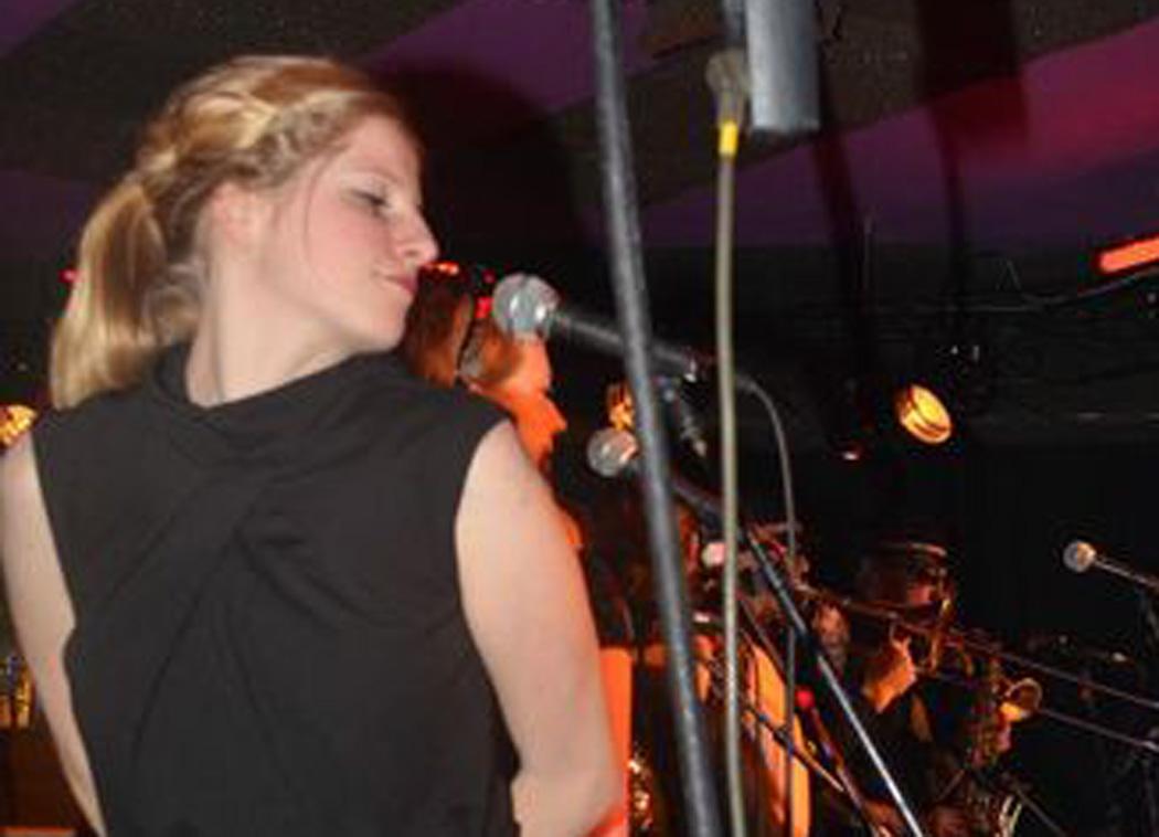 Eva Hys, Weiden 2013, Foto: Barbara Englisch