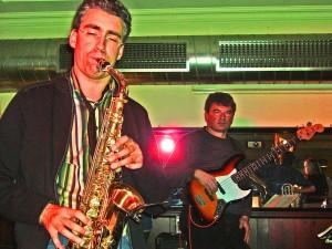 Ulrich und Joe Oktober 2007