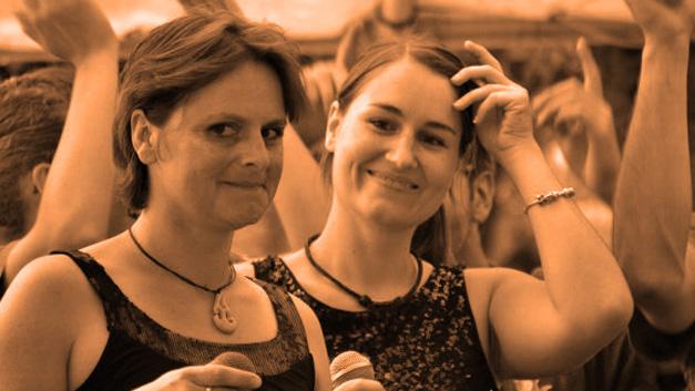 Soulparty beim Weidener Bürgerfest