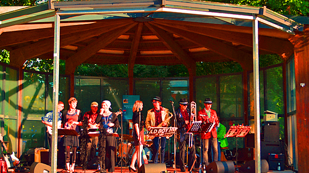 Sommerserenade in Weiden
